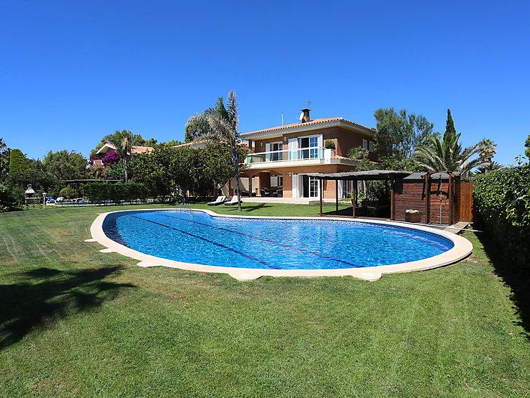 4 bedroom Villa in L Ametlla De Mar, Costa Daurada, Spain : ref 2084769 - Image 1 - L'Ametlla de Mar - rentals