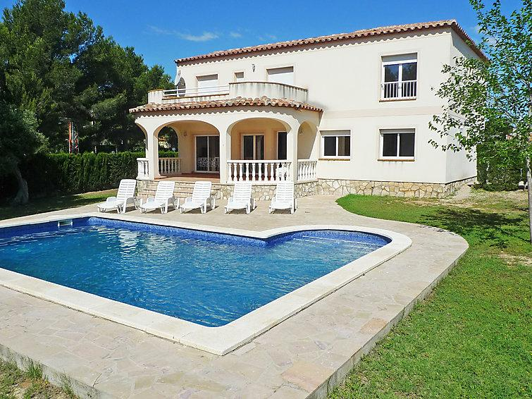 8 bedroom Villa in L'Ametlla de Mar, Costa Daurada, Spain : ref 2026553 - Image 1 - L'Ametlla de Mar - rentals