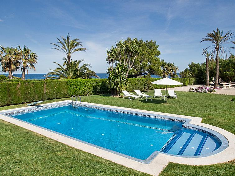 4 bedroom Villa in L Ametlla De Mar, Costa Daurada, Spain : ref 2027952 - Image 1 - L'Ametlla de Mar - rentals