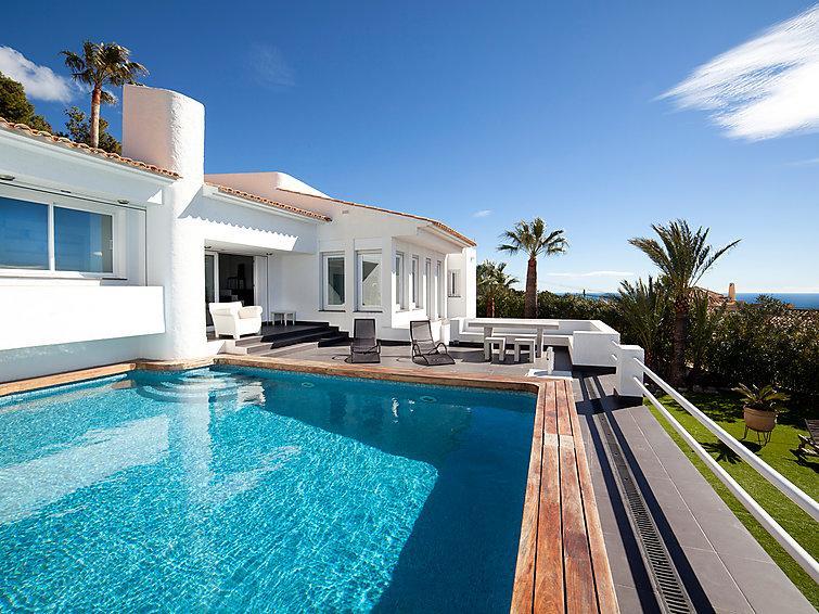 3 bedroom Villa in Altea, Costa Blanca, Spain : ref 2008133 - Image 1 - Altea la Vella - rentals