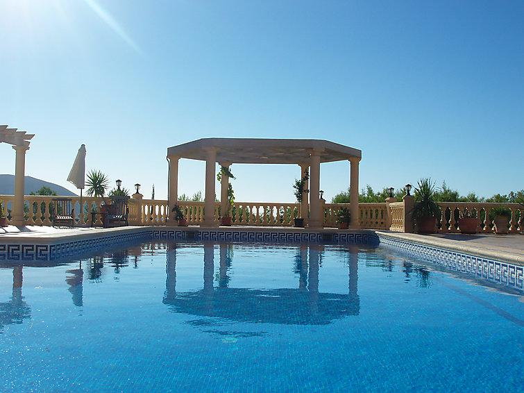 5 bedroom Villa in Benidorm, Costa Blanca, Spain : ref 2097220 - Image 1 - Cala Finestrat - rentals