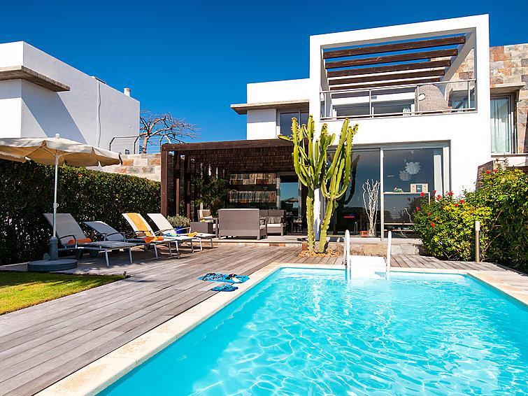 3 bedroom Villa in Maspalomas, Gran Canaria, Canary Islands : ref 2217374 - Image 1 - Montana La Data - rentals