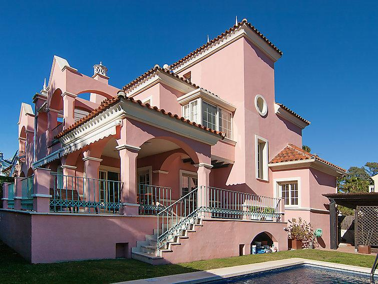 4 bedroom Villa in Marbella, Costa del Sol, Spain : ref 2235204 - Image 1 - Marbella - rentals
