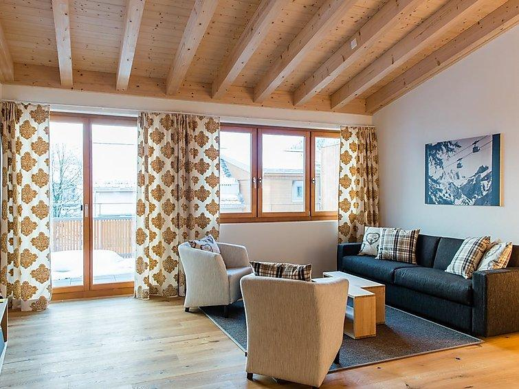 3 bedroom Apartment in Engelberg, Central Switzerland, Switzerland : ref 2295840 - Image 1 - Engelberg - rentals