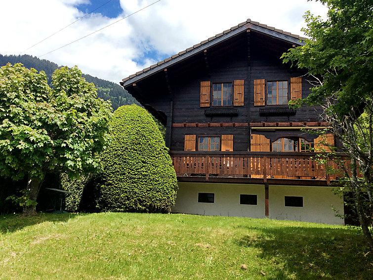 3 bedroom Villa in Villars, Alpes Vaudoises, Switzerland : ref 2296373 - Image 1 - Villars-sur-Ollon - rentals