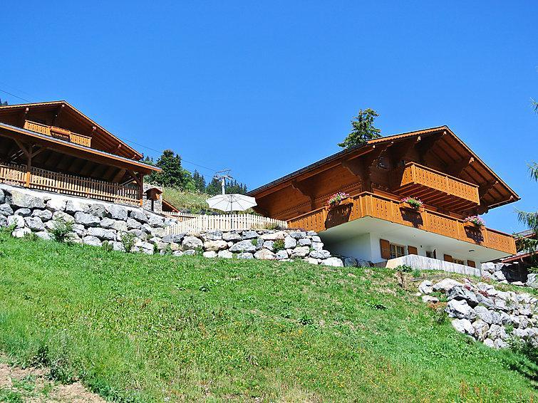 5 bedroom Villa in Leysin, Alpes Vaudoises, Switzerland : ref 2296315 - Image 1 - Leysin - rentals