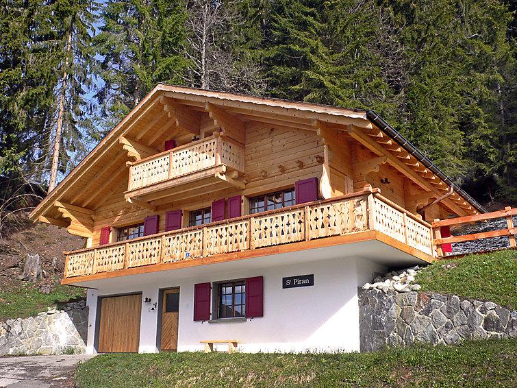 5 bedroom Villa in Villars, Alpes Vaudoises, Switzerland : ref 2296375 - Image 1 - Villars-sur-Ollon - rentals