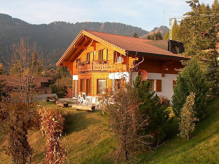 5 bedroom Villa in Villars, Alpes Vaudoises, Switzerland : ref 2296396 - Image 1 - Villars-sur-Ollon - rentals