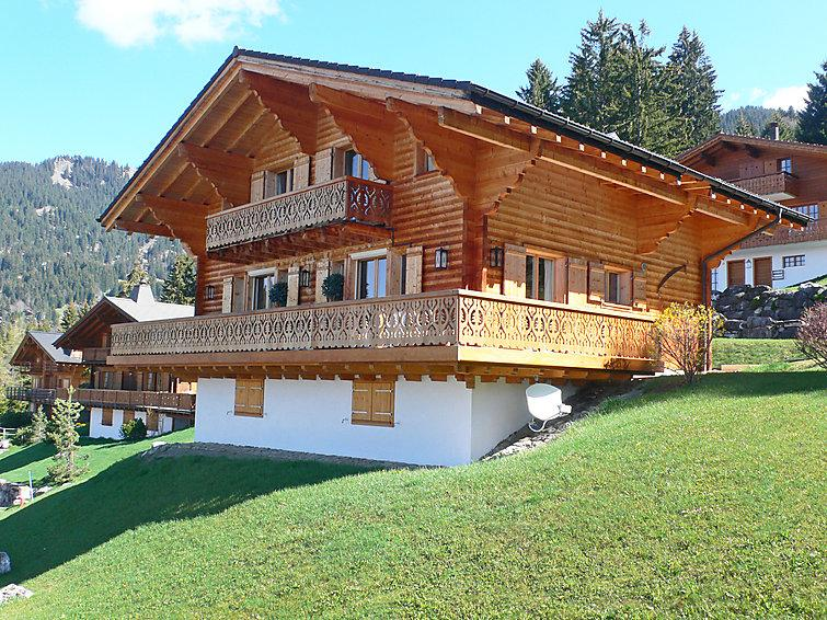 4 bedroom Villa in Villars, Alpes Vaudoises, Switzerland : ref 2296395 - Image 1 - Villars-sur-Ollon - rentals