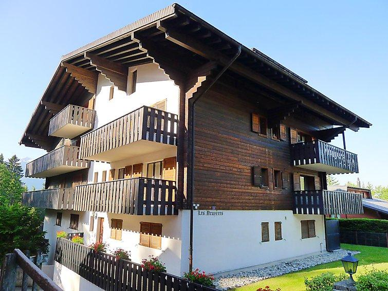 4 bedroom Apartment in Villars, Alpes Vaudoises, Switzerland : ref 2284584 - Image 1 - Villars-sur-Ollon - rentals