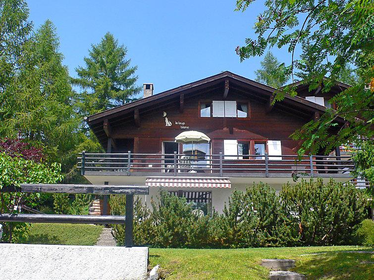 4 bedroom Apartment in Verbier, Valais, Switzerland : ref 2296607 - Image 1 - Verbier - rentals