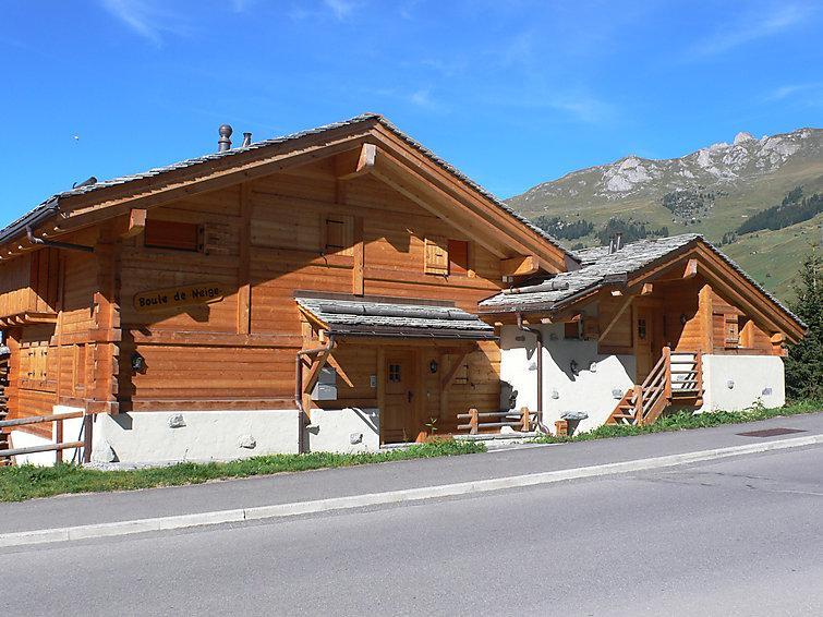 3 bedroom Apartment in Verbier, Valais, Switzerland : ref 2296614 - Image 1 - Verbier - rentals