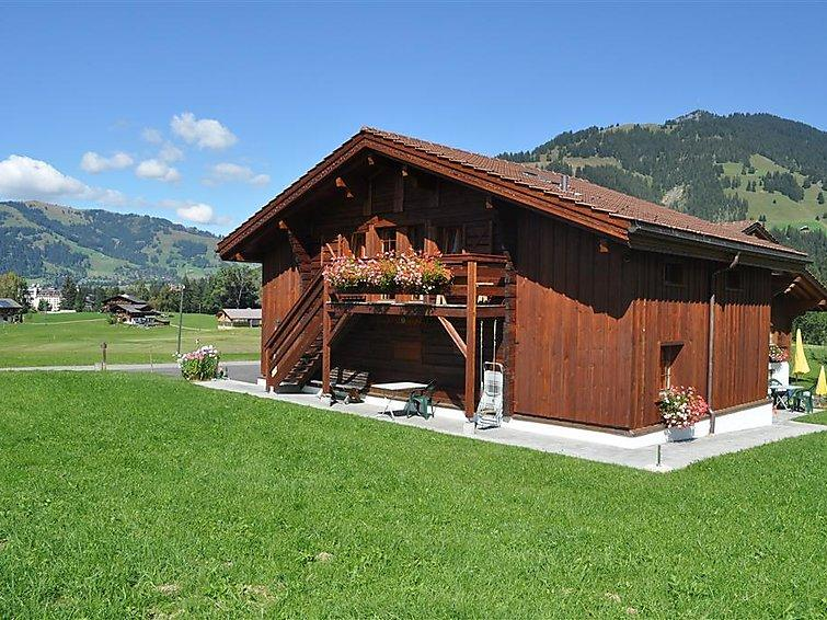 2 bedroom Apartment in Gstaad, Bernese Oberland, Switzerland : ref 2297103 - Image 1 - Gstaad - rentals