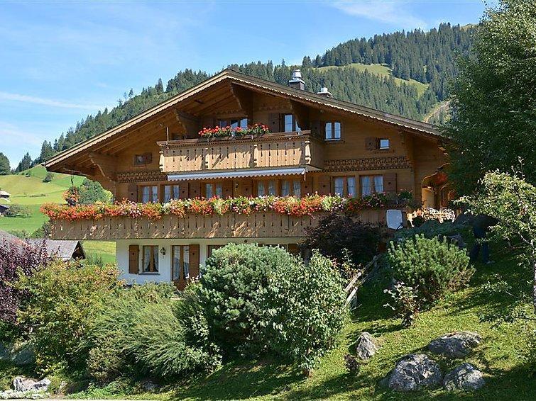 4 bedroom Apartment in Gstaad, Bernese Oberland, Switzerland : ref 2297108 - Image 1 - Gstaad - rentals