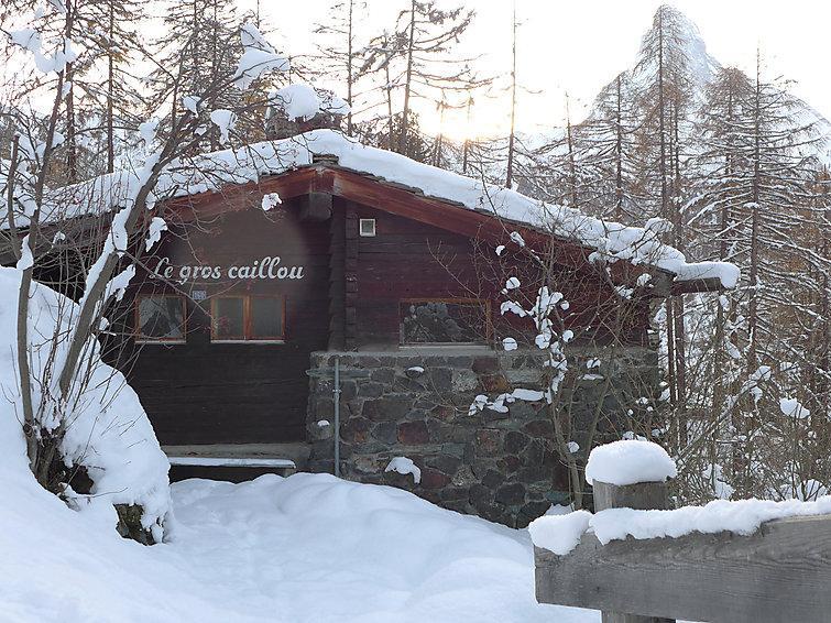 3 bedroom Villa in Zermatt, Valais, Switzerland : ref 2297373 - Image 1 - Zermatt - rentals