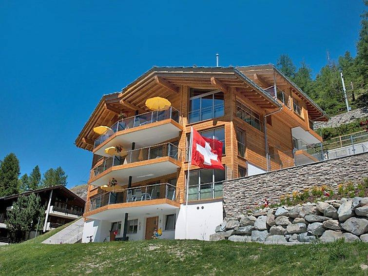 4 bedroom Apartment in Zermatt, Valais, Switzerland : ref 2297379 - Image 1 - Zermatt - rentals