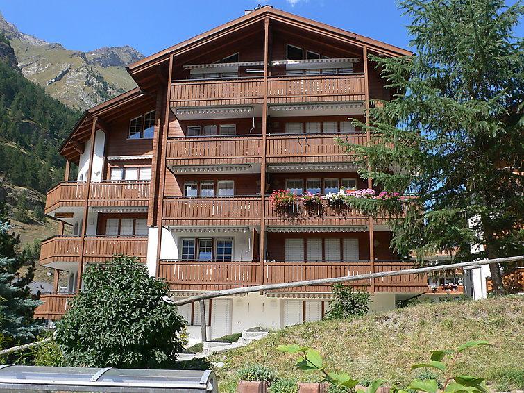 4 bedroom Apartment in Zermatt, Valais, Switzerland : ref 2297395 - Image 1 - Zermatt - rentals