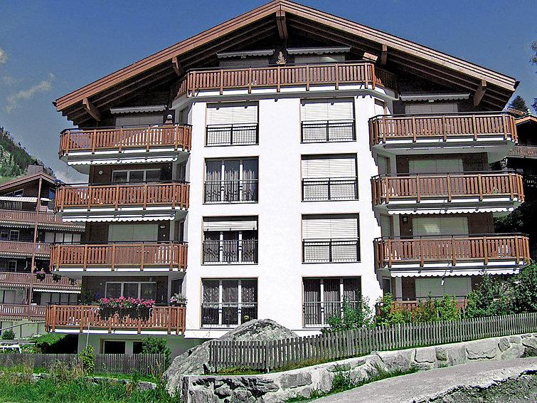 3 bedroom Apartment in Zermatt, Valais, Switzerland : ref 2297399 - Image 1 - Zermatt - rentals