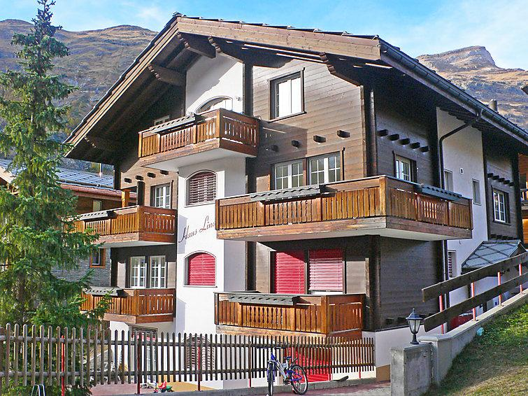4 bedroom Apartment in Zermatt, Valais, Switzerland : ref 2297401 - Image 1 - Zermatt - rentals