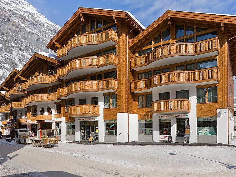4 bedroom Apartment in Zermatt, Valais, Switzerland : ref 2297421 - Image 1 - Zermatt - rentals