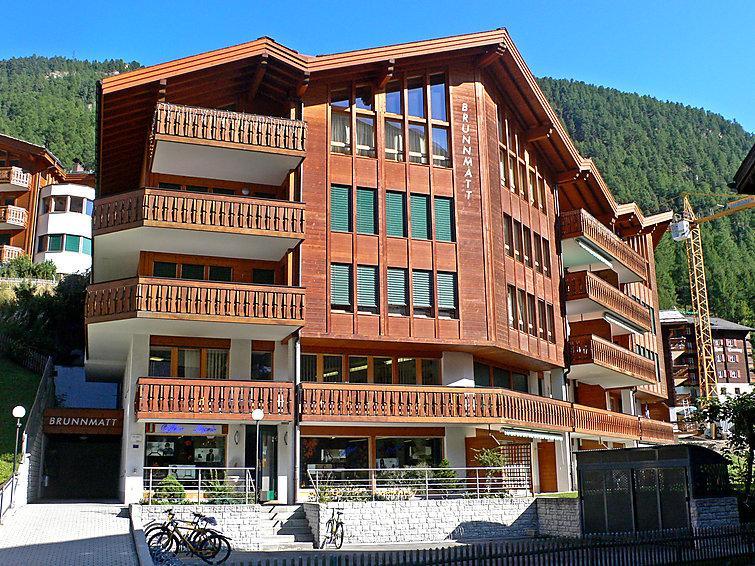 2 bedroom Apartment in Zermatt, Valais, Switzerland : ref 2297443 - Image 1 - Zermatt - rentals