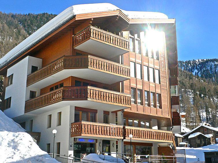2 bedroom Apartment in Zermatt, Valais, Switzerland : ref 2297445 - Image 1 - Zermatt - rentals