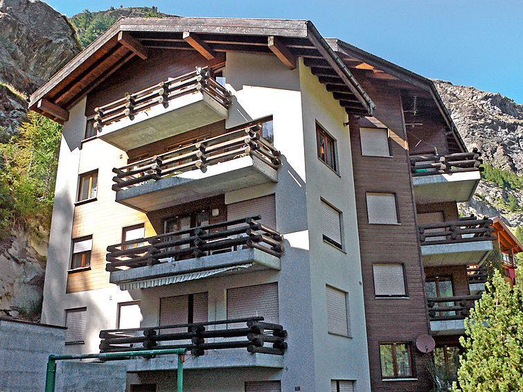 3 bedroom Apartment in Zermatt, Valais, Switzerland : ref 2297456 - Image 1 - Zermatt - rentals