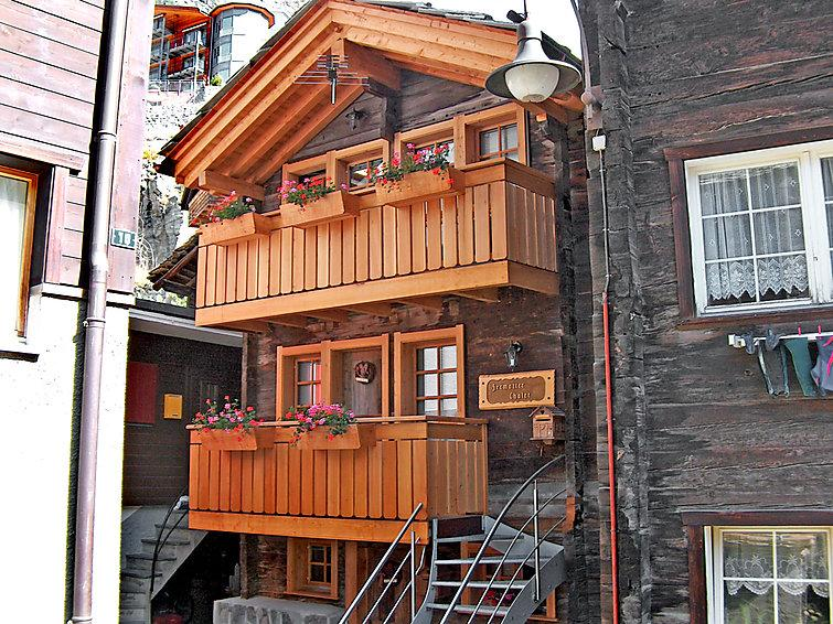 2 bedroom Villa in Zermatt, Valais, Switzerland : ref 2297460 - Image 1 - Zermatt - rentals
