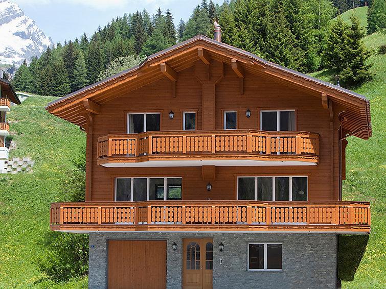 4 bedroom Villa in Leukerbad, Valais, Switzerland : ref 2297540 - Image 1 - Leukerbad - rentals