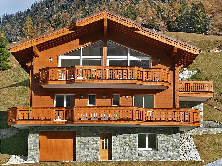 4 bedroom Villa in Leukerbad, Valais, Switzerland : ref 2297541 - Image 1 - Leukerbad - rentals