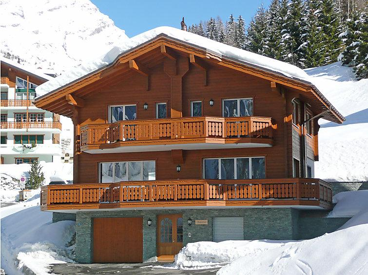 4 bedroom Villa in Leukerbad, Valais, Switzerland : ref 2297540 - Image 1 - Leukerbad - rentals