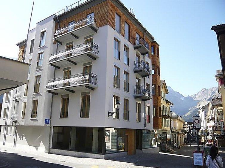 3 bedroom Apartment in Engelberg, Central Switzerland, Switzerland : ref 2297767 - Image 1 - Engelberg - rentals