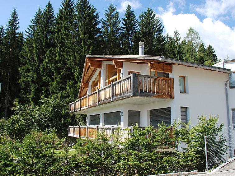 5 bedroom Apartment in Flims, Surselva, Switzerland : ref 2298071 - Image 1 - Flims - rentals