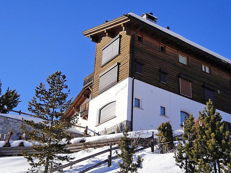 3 bedroom Apartment in St. Moritz, Engadine, Switzerland : ref 2298366 - Image 1 - Saint Moritz - rentals