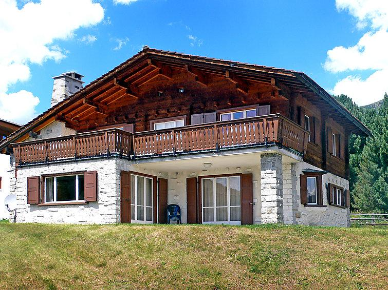 4 bedroom Villa in Pontresina, Engadine, Switzerland : ref 2298396 - Image 1 - Pontresina - rentals