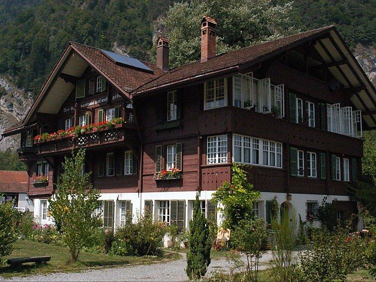 4 bedroom Apartment in Interlaken, Bernese Oberland, Switzerland : ref 2300587 - Image 1 - Interlaken - rentals