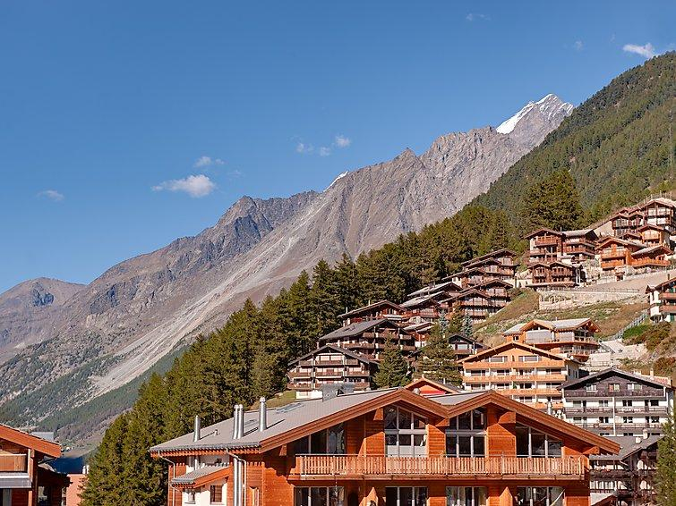 3 bedroom Apartment in Zermatt, Valais, Switzerland : ref 2300707 - Image 1 - Zermatt - rentals