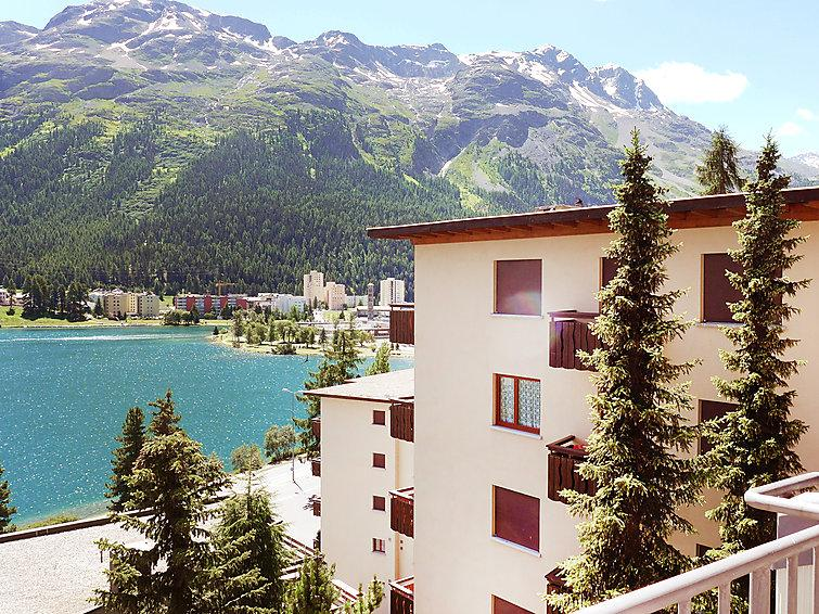 4 bedroom Apartment in St. Moritz, Engadine, Switzerland : ref 2298386 - Image 1 - Saint Moritz - rentals