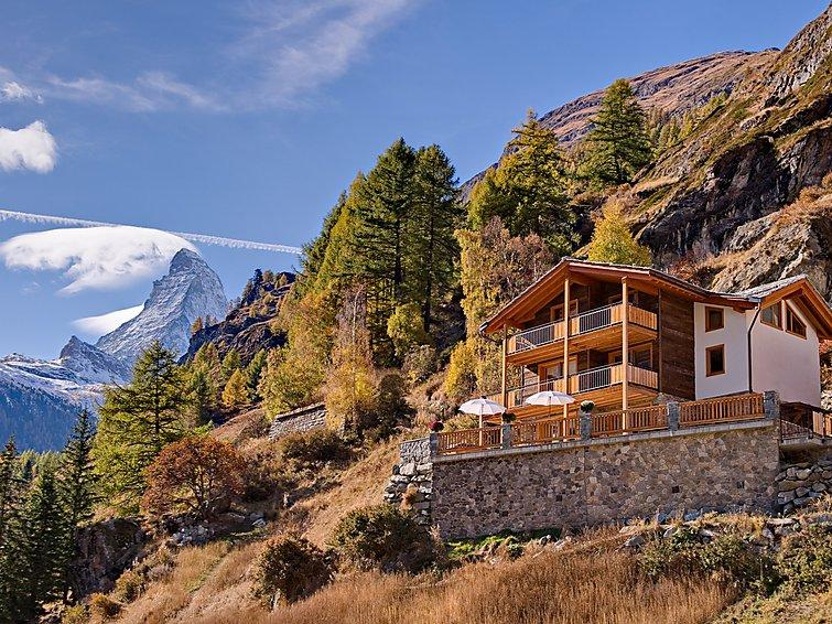 5 bedroom Villa in Zermatt, Valais, Switzerland : ref 2300705 - Image 1 - Zermatt - rentals