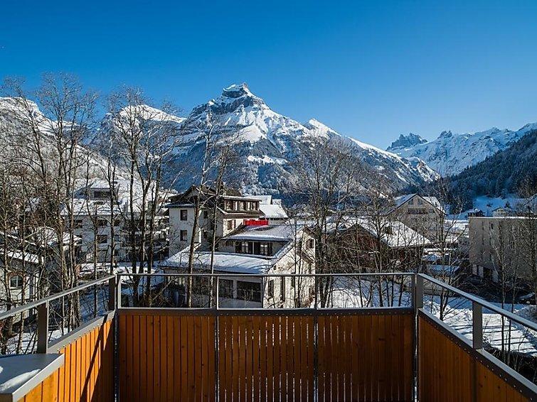 3 bedroom Apartment in Engelberg, Central Switzerland, Switzerland : ref 2300724 - Image 1 - Engelberg - rentals