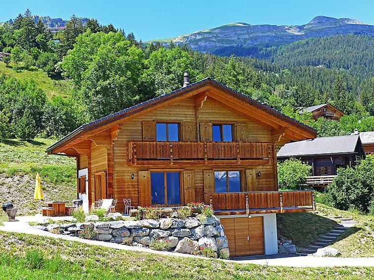 3 bedroom Villa in Crans Montana, Valais, Switzerland : ref 2297575 - Image 1 - Crans-Montana - rentals