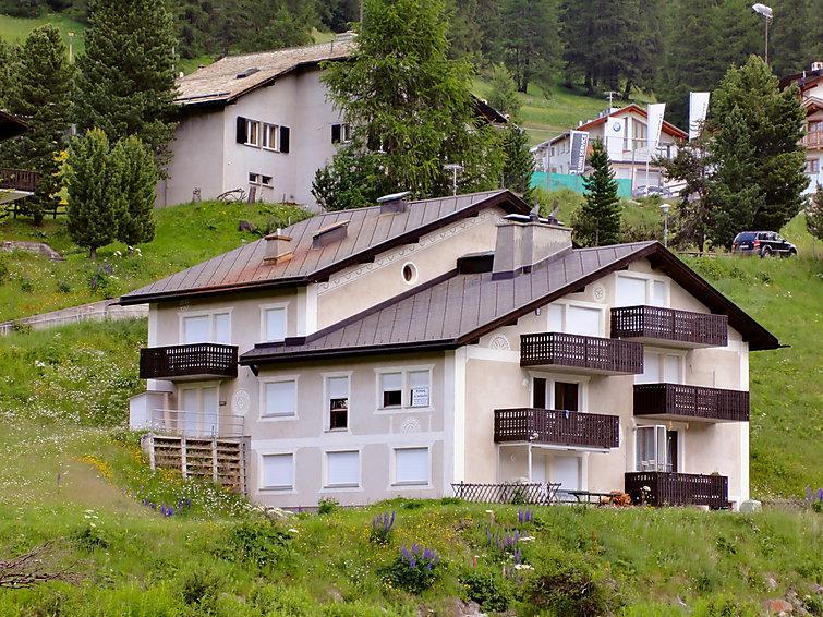 2 bedroom Apartment in Pontresina, Engadine, Switzerland : ref 2298392 - Image 1 - Pontresina - rentals