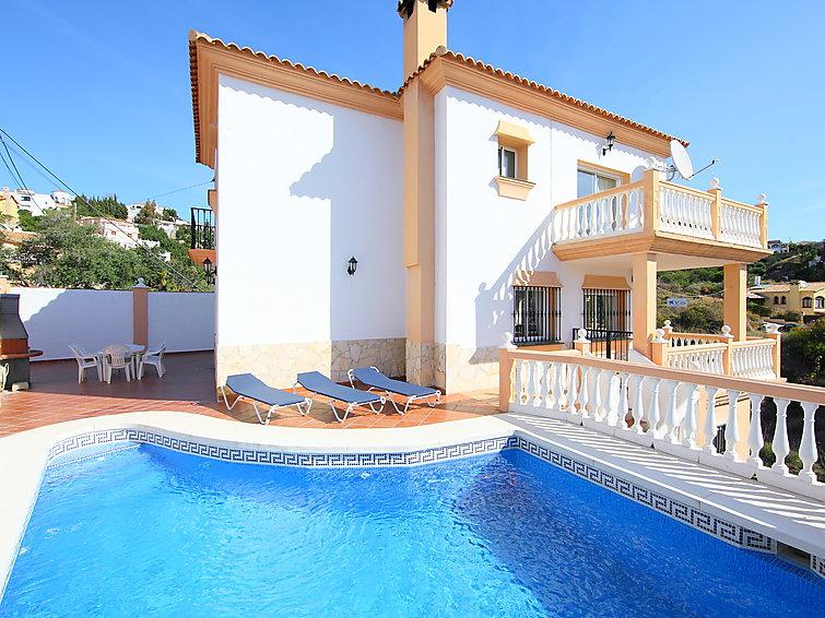5 bedroom Villa in Fuengirola, Costa del Sol, Spain : ref 2016409 - Image 1 - Benalmadena - rentals