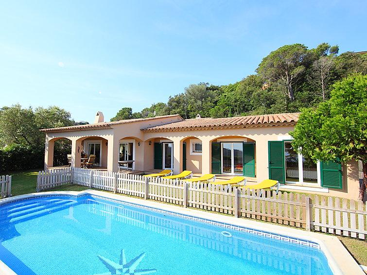 3 bedroom Villa in Begur, Costa Brava, Spain : ref 2010434 - Image 1 - Begur - rentals