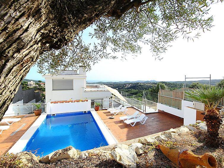 5 bedroom Villa in Lloret De Mar, Costa Brava, Spain : ref 2007950 - Image 1 - Mont Barbat - rentals