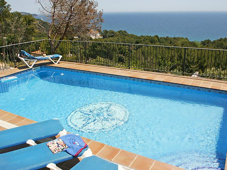 6 bedroom Villa in Blanes, Costa Brava, Spain : ref 2097062 - Image 1 - Blanes - rentals