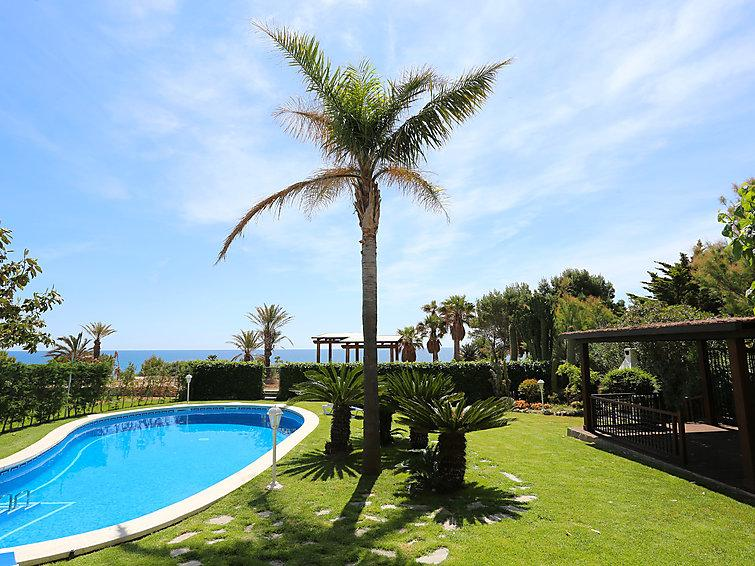 4 bedroom Villa in L Ametlla De Mar, Costa Daurada, Spain : ref 2059436 - Image 1 - L'Ametlla de Mar - rentals