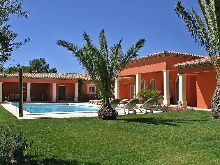 4 bedroom Villa in Grimaud, Cote d'Azur, France : ref 2024986 - Image 1 - Port Grimaud - rentals