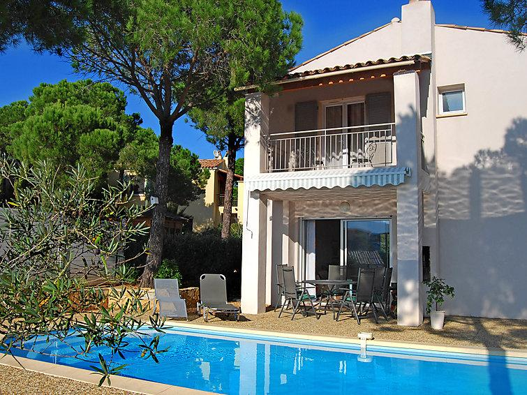 3 bedroom Villa in Les Issambres, Cote d'Azur, France : ref 2012778 - Image 1 - Les Issambres - rentals