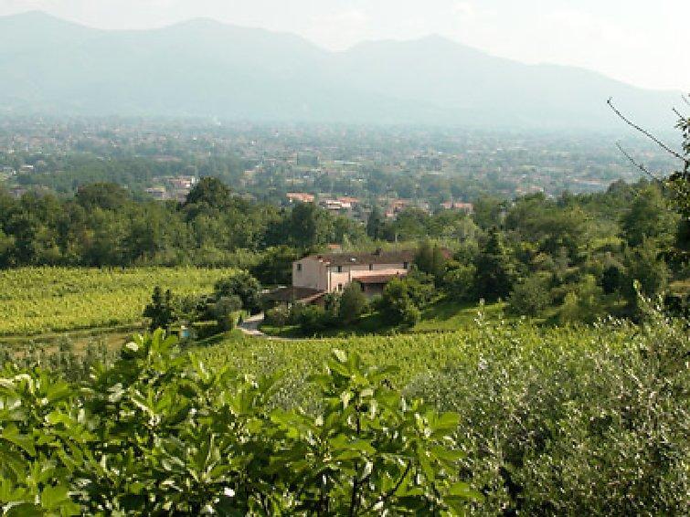 6 bedroom Villa in Lucca, Lucca Pisa, Italy : ref 2008411 - Image 1 - Matraia - rentals